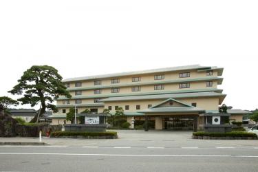 Hotel Akita Onsen Satomi: Exterior AKITA - AKITA PREFECTURE