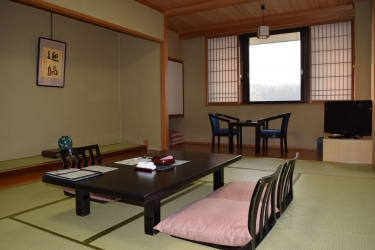 Hotel Akita Onsen Satomi: Camera degli ospiti AKITA - PREFETTURA DI AKITA