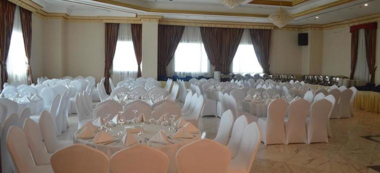 Hotel Coral Plaza Al Ahsa: Ballroom AL HOFUF
