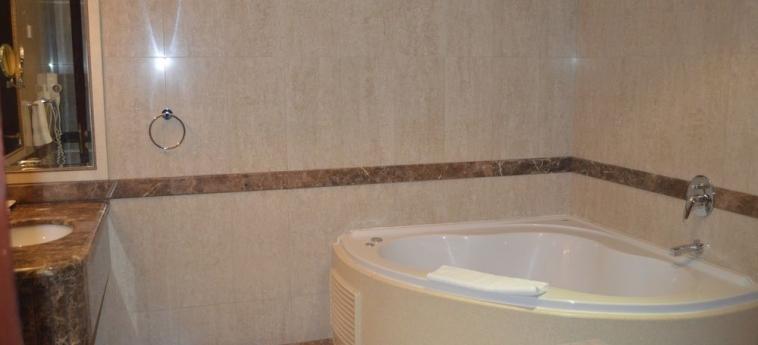 Hotel Coral Plaza Al Ahsa: Bathroom AL HOFUF