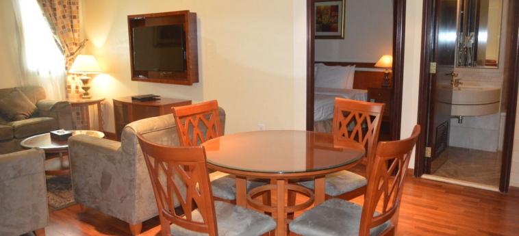 Hotel Coral Plaza Al Ahsa: Guestroom AL HOFUF