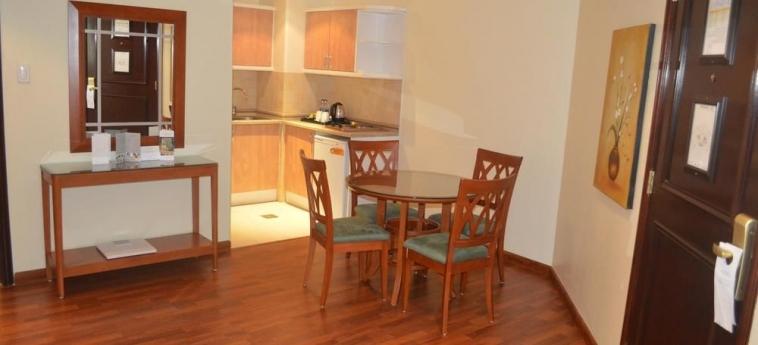 Hotel Coral Plaza Al Ahsa: In-Room Dining AL HOFUF