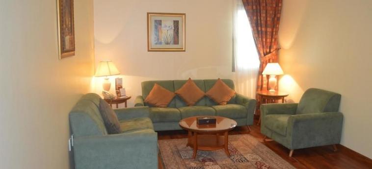 Hotel Coral Plaza Al Ahsa: Living Room AL HOFUF