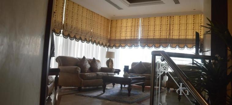 Hotel Coral Plaza Al Ahsa: Lobby AL HOFUF