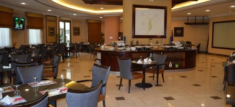 Hotel Coral Plaza Al Ahsa: Restaurant AL HOFUF