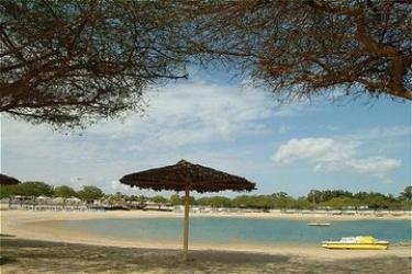 Hotel Inter-Continental: Beach AL JUBAIL