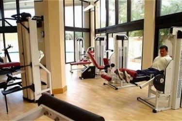 Hotel Inter-Continental: Gym AL JUBAIL