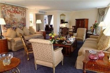 Hotel Inter-Continental: Suite Room AL JUBAIL