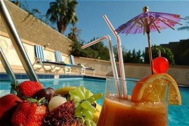 Hotel Inter-Continental: Swimming Pool AL JUBAIL