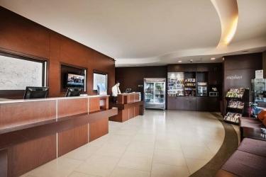 Hotel Courtyard By Marriott San Jose Airport Alajuela: Lobby ALAJUELA - ALAJUELA