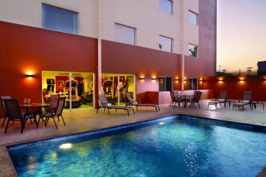 Hotel Courtyard By Marriott San Jose Airport Alajuela: Palestra attrezzata ALAJUELA - ALAJUELA