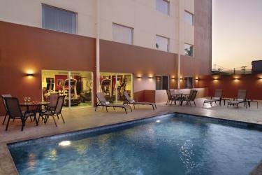 Hotel Courtyard By Marriott San Jose Airport Alajuela: Piscina all'aperto ALAJUELA - ALAJUELA