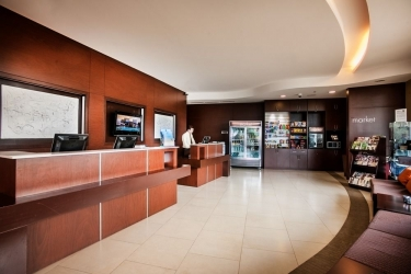 Hotel Courtyard By Marriott San Jose Airport Alajuela: Reception ALAJUELA - ALAJUELA