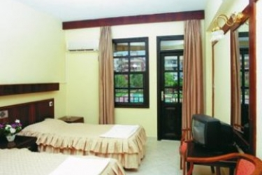 Gunes Sun Time Hotel: Bedroom ALANYA