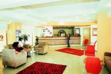Gunes Sun Time Hotel: Hall ALANYA