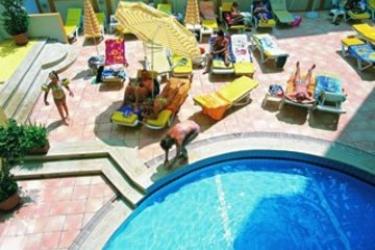 Gunes Sun Time Hotel: Outdoor Swimmingpool ALANYA