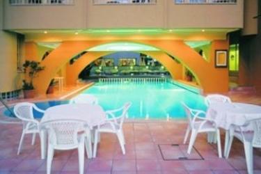Gunes Sun Time Hotel: Terrace ALANYA