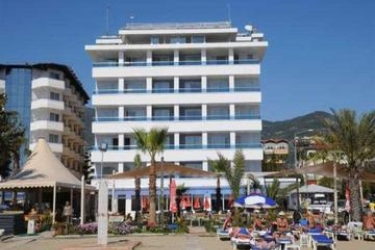 Azak Beach Hotel: Piscine Réchauffée ALANYA