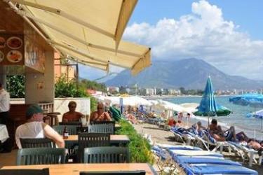 Sun Hotel Alanya: Habitaciòn Suite ALANYA