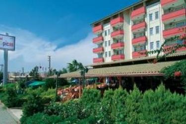 Tropicas Hotel: Lounge Bar ALANYA