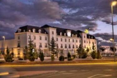 Hotel Santa Isabel: Außen ALBACETE