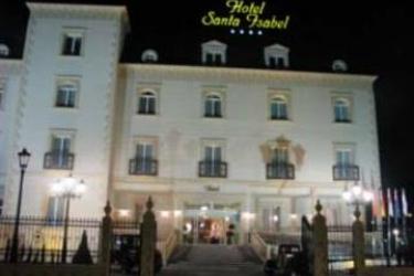 Hotel Santa Isabel: Bar ALBACETE