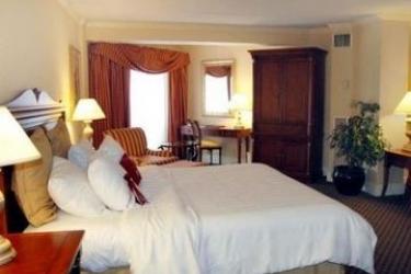 Crowne Plaza Hotel Albany-City Center (.): Habitacion Suite ALBANY (NY)