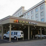 Hotel Holiday Inn Express Albany Downtown