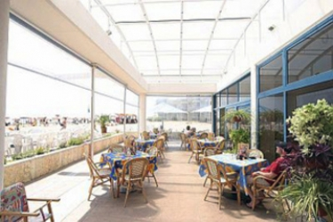 Hotel Albena Beach Club: Terrazza ALBENA