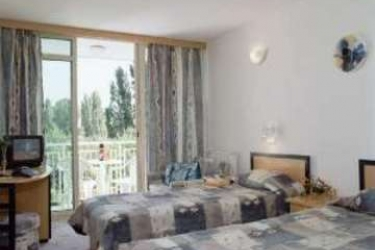 Drujba Hotel: Roof Garden ALBENA