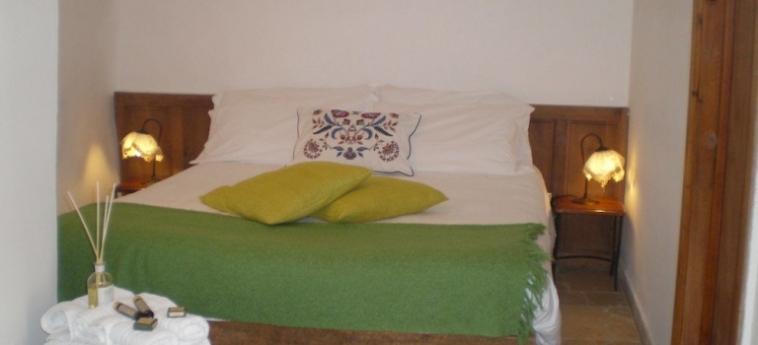 Hotel Trullidea: Chambre - Detail ALBEROBELLO - BARI