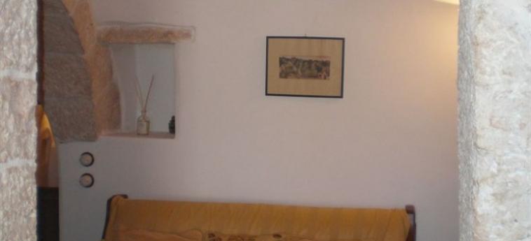 Hotel Trullidea: Living Room ALBEROBELLO - BARI
