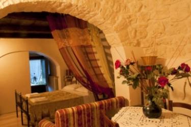Hotel Giardino Dei Trulli: Habitación ALBEROBELLO - BARI