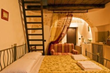 Hotel Giardino Dei Trulli: Doppelzimmer  ALBEROBELLO - BARI