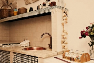 Hotel Giardino Dei Trulli: Küche ALBEROBELLO - BARI