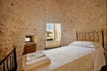 Hotel Giardino Dei Trulli: Schlafzimmer ALBEROBELLO - BARI
