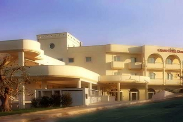 Grand Hotel Olimpo: Esterno ALBEROBELLO - BARI