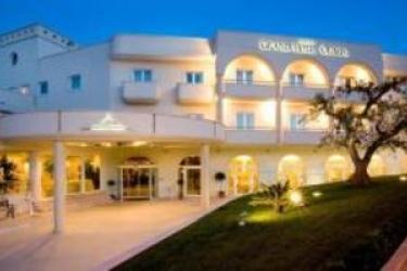 Grand Hotel Olimpo: Außen ALBEROBELLO - BARI