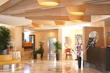 Grand Hotel Olimpo: Empfang ALBEROBELLO - BARI