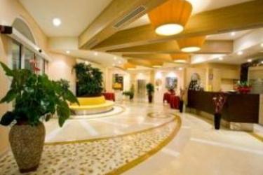 Grand Hotel Olimpo: Hotelhalle ALBEROBELLO - BARI