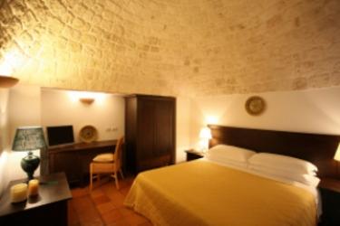 Hotel Abate Masseria & Resort: Camera Matrimoniale/Doppia ALBEROBELLO - BARI