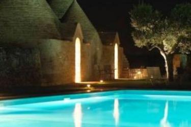 Hotel Abate Masseria & Resort: Außenschwimmbad ALBEROBELLO - BARI