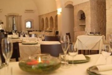 Hotel Abate Masseria & Resort: Restaurant ALBEROBELLO - BARI