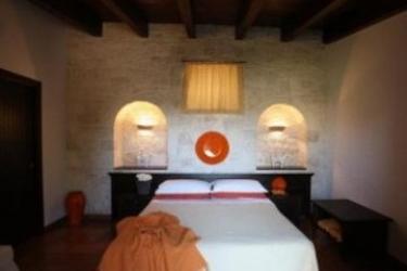 Hotel Abate Masseria & Resort: Schlafzimmer ALBEROBELLO - BARI
