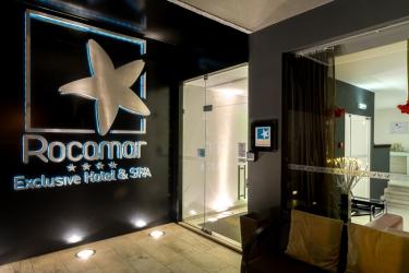 Rocamar Exclusive Hotel & Spa: Exterieur ALBUFEIRA - ALGARVE
