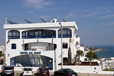 Hotel Da Gale: Außen ALBUFEIRA - ALGARVE