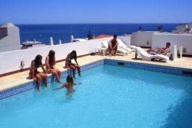 Hotel Da Gale: Außenschwimmbad ALBUFEIRA - ALGARVE