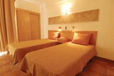 Aparthotel Olhos D'agua: Schlafzimmer ALBUFEIRA - ALGARVE