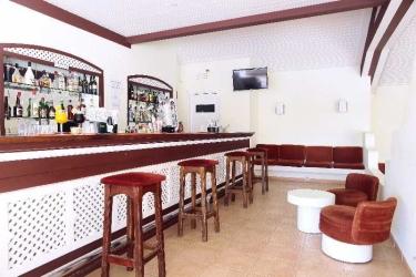 Hotel Apartamentos Turisticos Albufeira Jardim: Bar ALBUFEIRA - ALGARVE