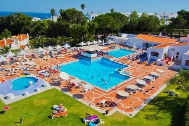 Hotel Apartamentos Turisticos Albufeira Jardim: Außen ALBUFEIRA - ALGARVE